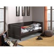 VIPACK Sofa Pino Taupe - Kapitańskie łóżko dla dziecka
