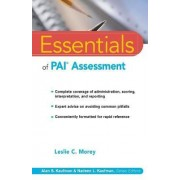 Essentials of PAI Assessment by L.C. Morey