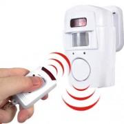 Alarma con Sensor de Movimiento y 2 Mandos