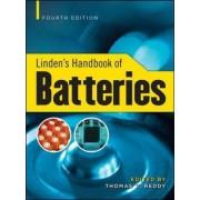 Linden's Handbook of Batteries by Thomas Reddy