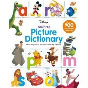 Disney My First Picture Dictionary by Parragon Books Ltd