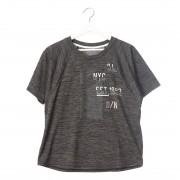 【SALE 30%OFF】ダンスキン DANSKIN レディース フィットネス 半袖Tシャツ ワイドT DB77122 レディース