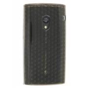 Sony Ericsson Xperia X10 Diamond TPU Gel Case - Sony Soft Cover (Grey)