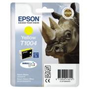 Epson T10044010 Tintapatron Stylus SX600FW nyomtatóhoz, EPSON sárga, 11,1ml