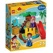2015 LEGO DUPLO Disney Jake 10604 and the Neverland Pirates: Treasure Island