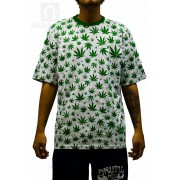 Camiseta Ray Brown Full Hemp Mescla