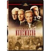 JUDGEMENT AT NUREMBERG DVD 1961