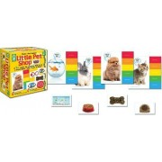 Photo First Games: Little Pet Shop Educational Board Game by Key Education