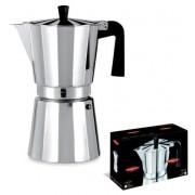 Cafetera oroley aluminio new vitro 6 tazas