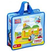 Thomas & Friends - Thomas en las carreras (Mega Bloks 10635)