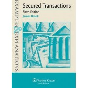 Examples & Explanations for Secured Transactions by James Brook