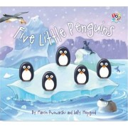Five Little Penguins by Sally Hopgood