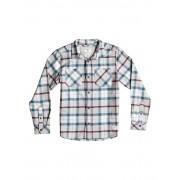 Quiksilver Рубашка с длинным рукавом Fitzthrower Flannel