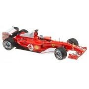 Mattel Ferrari F1 Barrichello 2004 1/18 Mat B6201 Auto 1/18