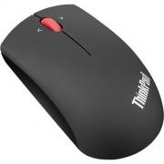 Mouse, Lenovo Precision, Wireless, Midnight Black (0B47163)