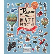 Pierre the Maze Detective by Ic4design