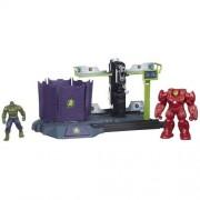 Set Avengers Hulk Buster Breakout