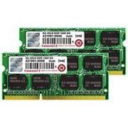 Transcend JetMemory - DDR3 - 16 Go : 2 x 8 Go - SO DIMM 204 broches - 1600 MHz / PC3-12800 - 1.5 V - mémoire sans tampon - non ECC - pour Apple Mac mini (Fin 2012, milieu 2011); MacBook Pro