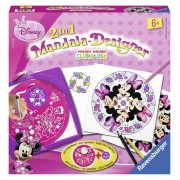SET DE CREATIE MANDALA 2 IN 1 MINNIE (RVSAC29738)