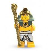 LEGO Minifiguras Coleccionables: Faraón Egipcio Minifigura (Serie 2) (Bolsas)