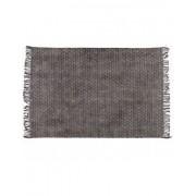 Alfombra 230x160 yute en gris oscuro coal2015002
