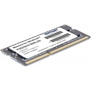 Patriot Memory 8GB PC3-12800 (1600MHz) SODIMM 8GB DDR3 1600MHz geheugenmodule