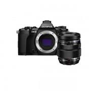 Aparat foto Mirrorless Olympus OM-D E-M5 Mark II 16 Mpx Black Kit 12-40mm
