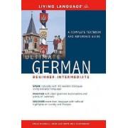 Ultimate German Basic by Living Language