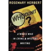 Whodunit? by Rosemary Herbert