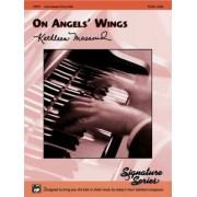 On Angel's Wings by Kathleen Massoud