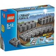 Lego 7499 Flexible Schienen