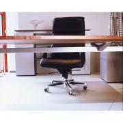 Tappeto salvapavimento in vinile Floortex Trasparente 120x150 cm FC1215225EV