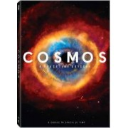 Cosmos A Space-Time Odyssey Sezonul 1 4 discuri DVD 2014