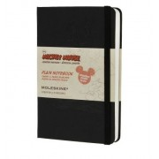 Moleskine Mickey Mouse Pocket Plain Limited Edition Notebook (Moleskine Diaries)