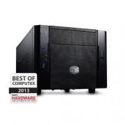 Skrinka CoolerMaster mini ITX Elite 130, čierna, USB3.0, bez zdroja