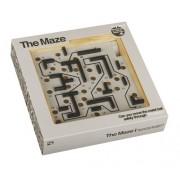 Professor Puzzle, Il labirinto