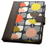 Orla Kiely - Custodia per Amazon Kindle 4/Touch, motivo: Square Flower