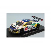Spark Model SA085 AUDI R8 LMS N.1 CUP CHAMPION 2015 ALEX JOONG 1:43 Modellino