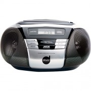 CD PLAYER PORTÁTIL AM/FM AUX DAZZ Bivolt 3w