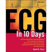 ECG in Ten Days by David R. Ferry