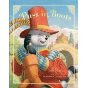 Puss in Boots by John Cech