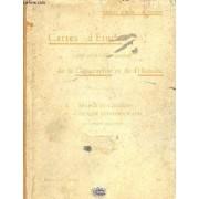 Cartes D'etude - Pour Servir A L'enseignement De La Geographie Et De L'histoire / I - France Et Colonies / Ii - Epoque Contemporaine / Classe De Troisieme / 12è Edition.