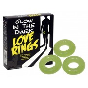Inel penis Glow In The Dark