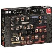 Game Of Thrones Season 5 Family Tree Rompecabezas (Jigsaw Puzzle) (1000 Piezas)