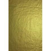 Clairefontaine Sachet de Papier de Soie 4f Pliees 0,75x0,50m Or