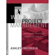 Web Project Management by Ashley Friedlein