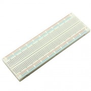 Generic MB102 830 Tie Points Solderless PCB Breadboard + 65 Pcs Jumper Cables Wire