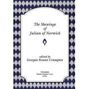 Shewings of Julian of Norwich by Georgia Ronan Crampton