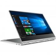 Laptop Lenovo Yoga 910-13IKB 13.9 inch Full HD Touch Intel Core i5-7200U 8GB DDR4 256GB SSD Windows 10 Silver