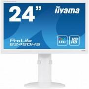 Monitor iiyama ProLite B2480HS, 23.6'', alb